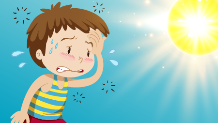 ¿Qué son el agotamiento por calor y el golpe de calor?