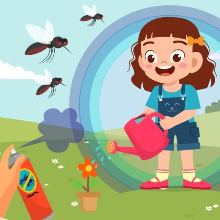 Dengue. A cuidarse de los mosquitos!